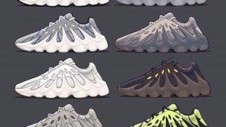 【2019】アディダス イージー451 / adidas Yeezy 451 Kanye West