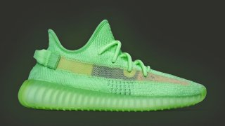 【5/25】イージーブースト350V2 グローインザダーク / adidas Yeezy Boost 350 V2 Glow in the Dark EH5360