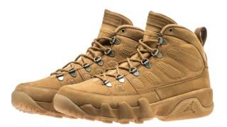 【10/13】エアジョーダン9 ブーツ 2カラー展開 / Air Jordan 9 Boot NRG AR4491-700, AR4491-001
