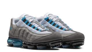 """【一部発売開始】ナイキ ヴェイパーマックス95 ターコイズ / Nike Air VaporMax 95 """"Neo Turquoise"""" AJ7292-002"""