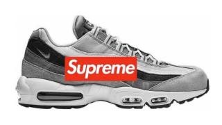 【2019SS】シュプリーム x ナイキ エアマックス95 / Supreme x Nike Air Max 95 Lux Pack