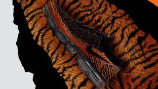"""【11/2】ナイキ エアヴェイパーマックス2.0 タイガー / Nike Air VaporMax 2.0 """"Tiger"""" AV7973-800"""