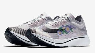 """【12/1】ナイキ ズームフライSP フローラル / Nike Zoom Fly SP """"Floral"""" AV3523-001"""