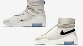 【1/19】フィアオブゴッド x ナイキ ドロップ3 / Nike Air Fear of God Shoot Around, Air Fear of God 1