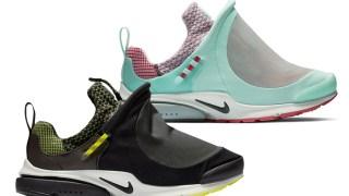 【1/12】コムデギャルソン x ナイキ エアプレエスト / Comme des Garcons x Nike Air Presto