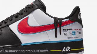 【2/1】ナイキ エアフォース1 レーシング / Nike Air Force 1 Racing All-Star AH8462-004