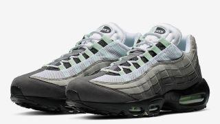 """【5/10】ナイキ エアマックス95 フレッシュミント / Nike Air Max 95 """"Fresh Mint"""" CD7495-101"""