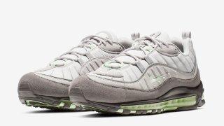 【2019】ナイキ エアマックス98 フレッシュミント / Nike Air Max 98 Fresh Mint 640744-011