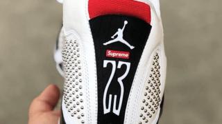 【リーク】シュプリーム x エアジョーダン14 / Supreme x Air Jordan 14