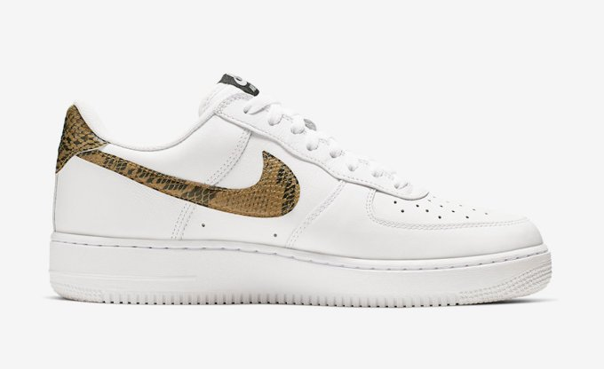 """62a5376e8 5/22】ナイキ エアフォース1 Low 96スネーク / Nike Air Force 1 Low """"96 ..."""