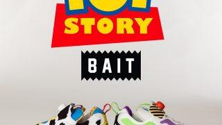 """【6/17】ベイト x リーボック インスタポンプフューリー トイストーリー / BAIT x Reebok Instapump Fury """"Toy Story 4"""""""
