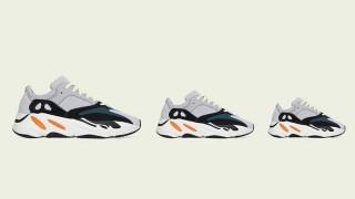 """【8/17再販】アディダス イージーブースト700 / adidas Yeezy Boost 700 """"Wave Runner"""" 2019"""