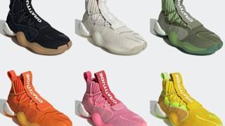 【9/1】ファレル x アディダス クレイジーBYW X / Pharrell x adidas Crazy BYW X