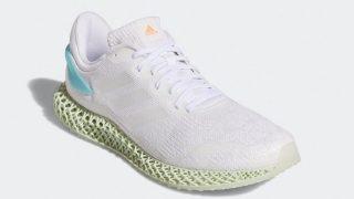 """【1/30】アディダス 4D ラン マイアミ / adidas 4D Run 1.0 """"Miami"""" F5323"""