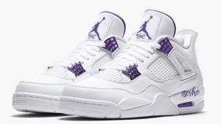 """【5/1】エアジョーダン4 コートパープル / Air Jordan 4 """"Court Purple"""" CT8527-115"""