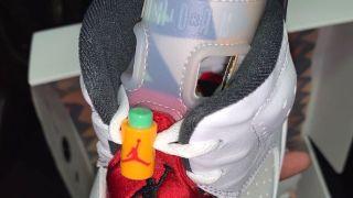 """【4/11】エアジョーダン6 ヘア / Air Jordan 6 """"Hare"""" CT8529-062"""