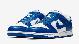 """【3/14】ナイキ ダンク ロー ケンタッキー / Nike Dunk Low """"Kentucky"""" CU1726-100"""