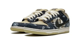 【2/29】トラヴィス x ナイキSB ダンクロー / Travis Scott x Nike SB Dunk Low PRM QS CT5053-001