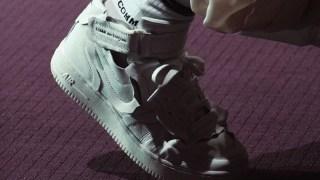【2020FW】コムデギャルソン x ナイキ エアフォース1 ミッド / Comme des Garçons x Nike Air Force 1 Mid
