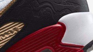 """【発売開始】ナイキ エアマックス90 CNY / Nike Air Max 90 """"CNY"""" CU3005-171"""