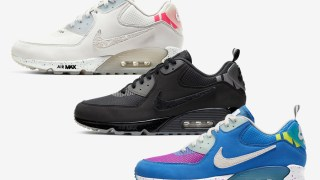 【3/14】Undefeated x Nike Air Max 90 CQ2289-001, CQ2289-002, CQ2289-400