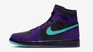 """【リーク】エアジョーダン1 ハイ ズーム """"コートパープル"""" / Air Jordan 1 High Zoom """"Court Purple"""" CT0978-005"""