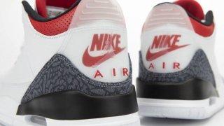 """【8/8】エアジョーダン3 SE デニム ファイヤーレッド / Air Jordan 3 SE Denim """"Fire Red"""" CZ6431-100"""