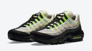 【近日発売】デンハム x ナイキ エアマックス95 / DENHAM x Nike Air Max 95 DD9519-001