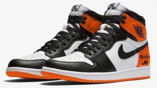 """【リーク】エアジョーダン1 OG シャタバブラックトゥ / Air Jordan 1 High OG """"Black Toe Shattered Backboard"""" 555088-180"""