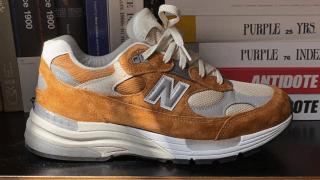 【お披露目】パッカーシューズ x ニューバランス992 / Packer Shoes x New Balance 992