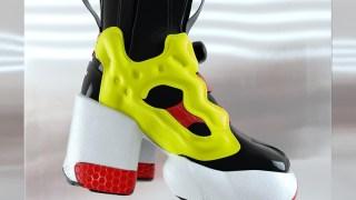 【9/23】メゾン マルジェラ x リーボック インスタポンプフューリー / Maison Margiela x Reebok Collaboration Shoes
