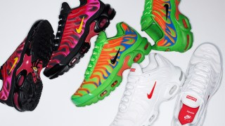 【10/29, 11/7】シュプリーム x ナイキ エアマックスプラス / Supreme x Nike Air Max Plus TN 2020FW Week8