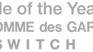 【11/28】People of the Year by COMME des GARÇONS and SWITCH