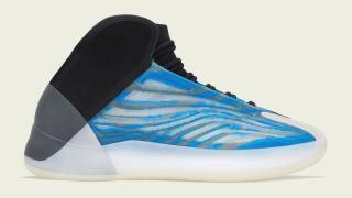 """【12/22, 12/23】イージー クォンタム フローズンブルー / adidas Yeezy Quantum """"Frozen Blue"""" GZ8872"""