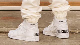 """【ランウェイ登場】アンダーカバー x ナイキ ダンク ハイ 2カラー / Undercover x Nike Dunk High """"Chaos"""""""