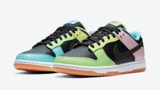 """【4/2】ナイキ ダンク ロー SE ブラックフリー / Nike Dunk Low SE """"Free 99"""" DH0952-001"""