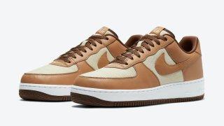 """【4/29】ナイキ エアフォース1 ロー エイコーン / Nike Air Force 1 Low """"Acorn"""" DJ6395-100"""