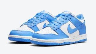 """【5/20】ナイキ ダンク ロー """"ユニバーシティブルー"""" / Nike Dunk Low """"University Blue"""" DD1391-102"""