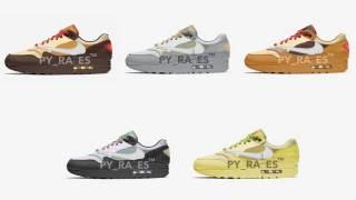 【リーク】トラヴィス・スコット x ナイキ エアマックス1 / Travis Scott x Nike Air Max 1