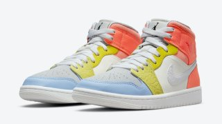 "【5/12】エアジョーダン1 ミッド / Air Jordan 1 Mid ""To My First Coach"""