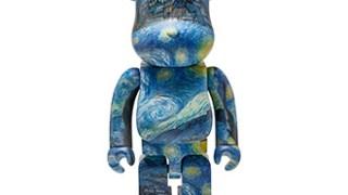 【8/7-8/13】MoMA Starry Night BE@RBRICK
