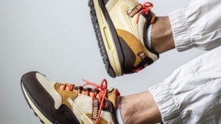 【12/1】トラヴィス・スコット x ナイキ エアマックス1 / Travis Scott x Nike Air Max 1
