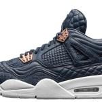 海外9月17日発売予定 Nike AIR JORDAN 4 PREMIUM 'Obsidian'