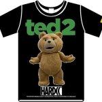 『テッド2』x ハードコアチョコレート コラボTシャツ発売!