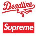 リーク? Supreme / DeadlineLtd
