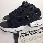 2016年夏発売予定 reebok CLASSIC InstaPump Fury Sandal