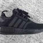 "リーク adidas NMD_R1 ""Triple Black"" sample"