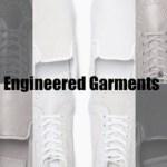 3月19日発売予定 ENGINEERED GARMENTS x VANS SK8 HI LX & CLASSIC SLIP-ON LX