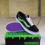 1月29日予約開始 VANS x MxMxM ~MAGICAL MOSH OLD SKOOL GREEN~