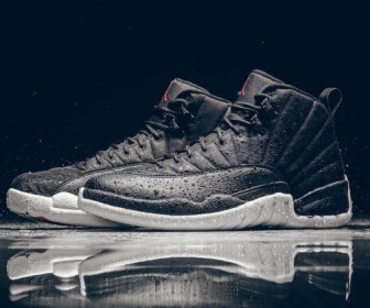 air-jordan-12-retro-black-nylon